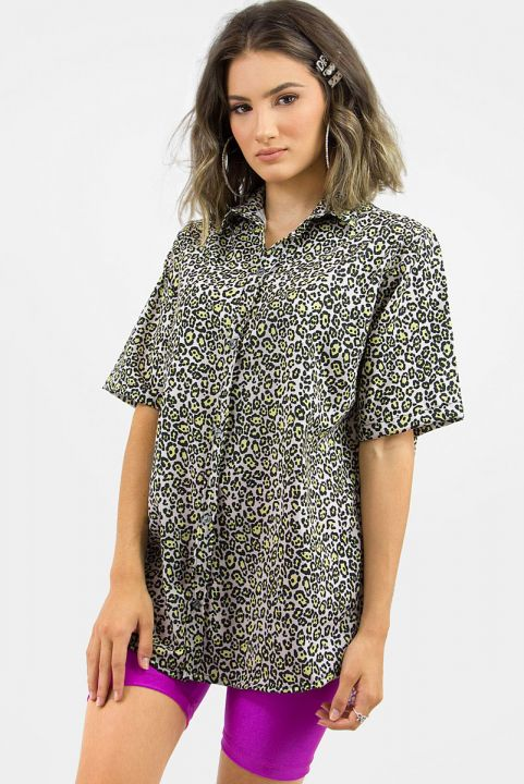 Camisa Unissex Onça Lima