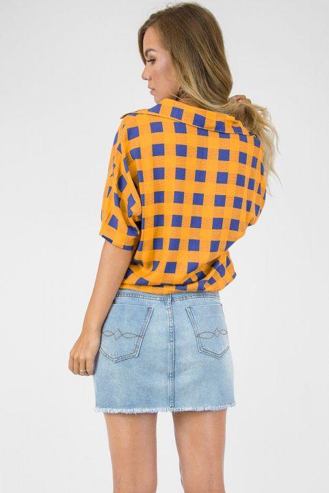Camisa Xadrez Lala