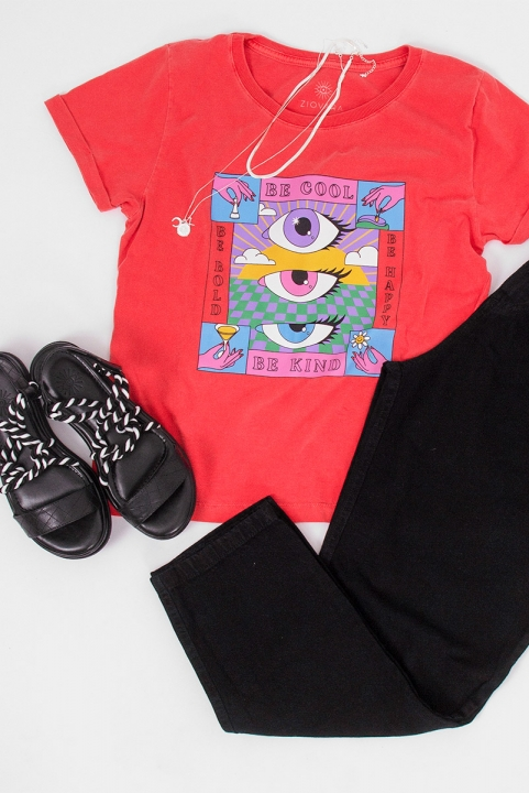 Camiseta Babylook PLUS Be Cool