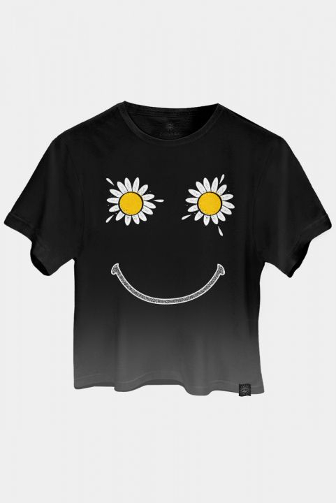Camiseta Box Margarida Daisy