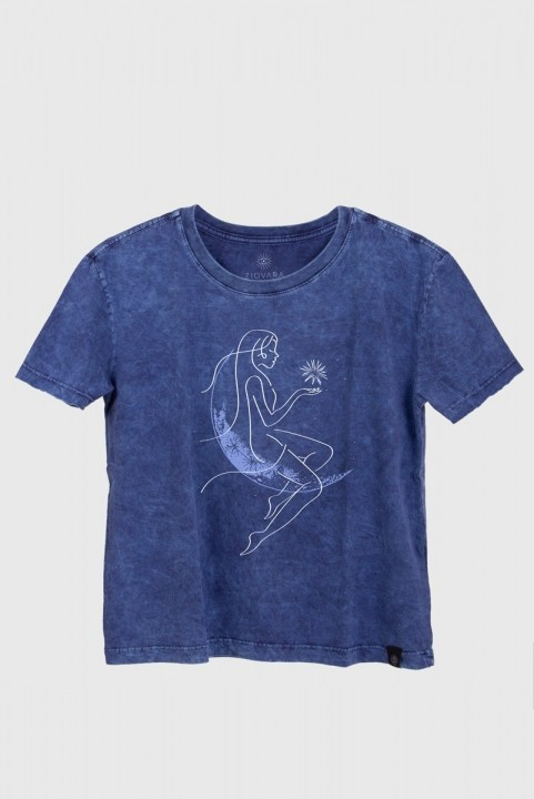Camiseta Box PLUS Sky Moonlight