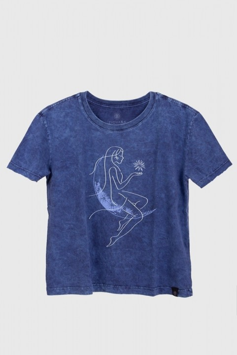 Camiseta Box Sky Moonlight