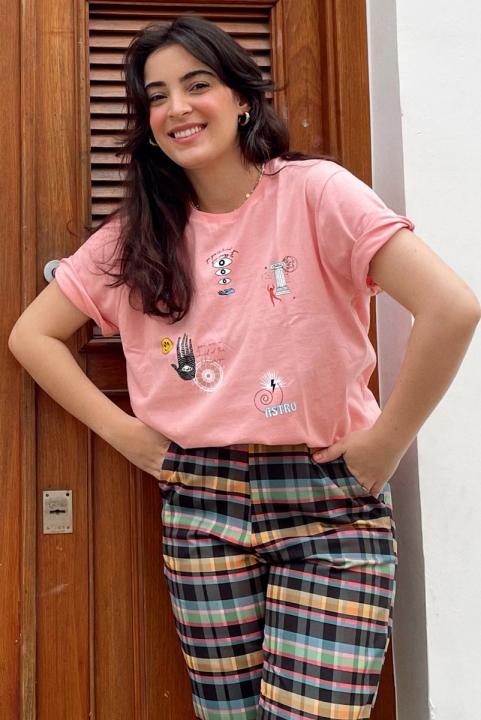 Camiseta T-shirt Astro