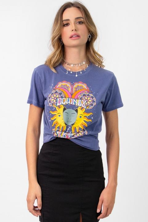 Camiseta T-shirt Equinox Solstice