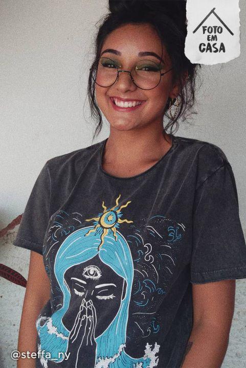 Camiseta T-shirt Maré Gratidão