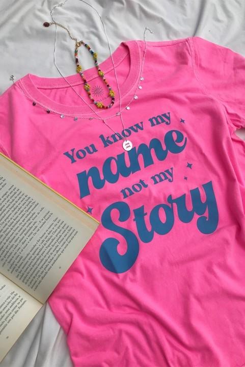 Camiseta T-shirt Neon My Story