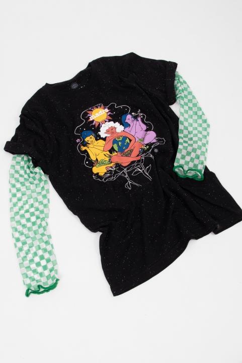 Camiseta T-shirt PLUS Madre