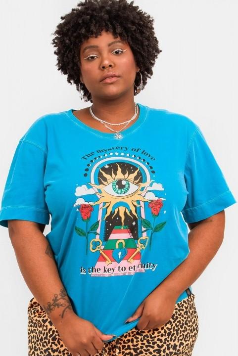 Camiseta T-shirt PLUS Mystery Key