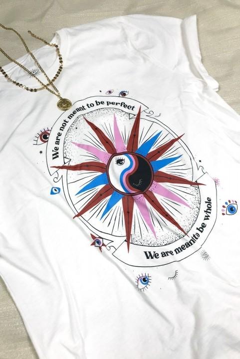 Camiseta T-shirt PLUS Not Perfect Yin Yang