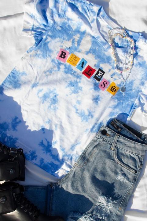 Camiseta T-shirt PLUS Nuvem Braless