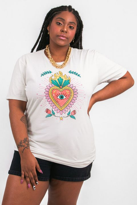 Camiseta T-shirt PLUS Sacred Heart