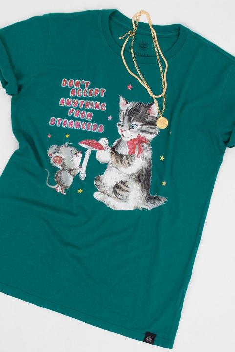 Camiseta T-shirt PLUS Strangers
