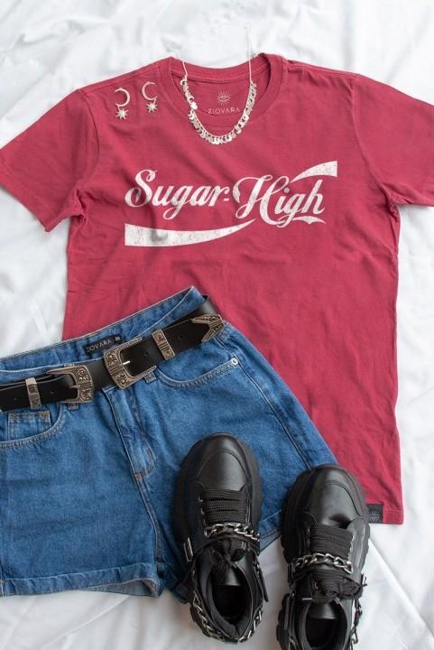Camiseta T-shirt PLUS Sugar High