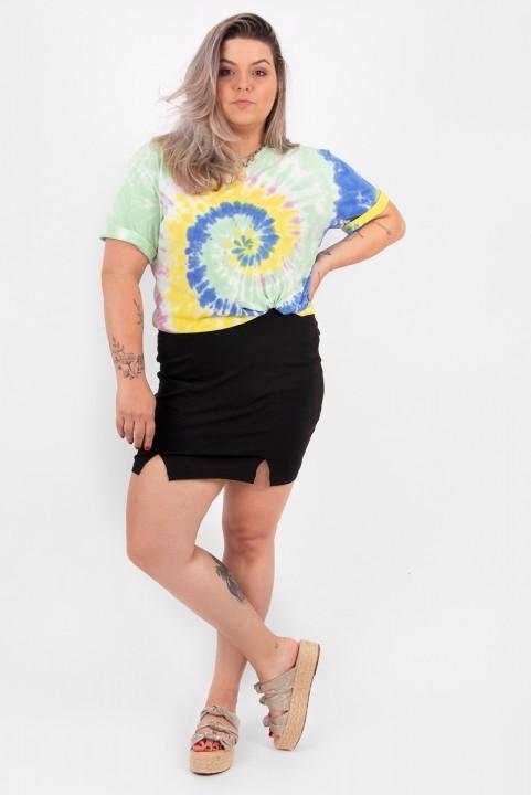 Camiseta T-shirt PLUS Tie Dye Palomita
