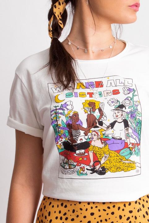 Camiseta T-shirt Sisters