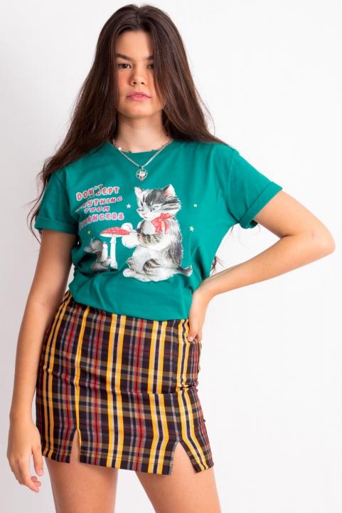 Camiseta T-shirt Strangers