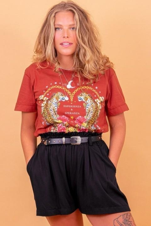 Camiseta T-shirt Telha Esperienza