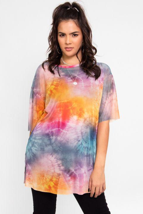 Camiseta T-shirt Tule Tie Dye
