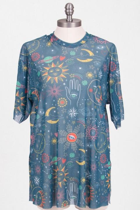 Camiseta Unisex Tule Cosmico
