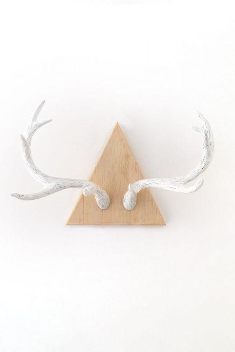 Chifre Decor Alce / Veado Triângulo