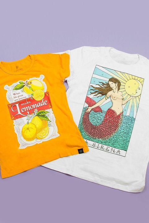 COMBO: La Sirena + Lemonade