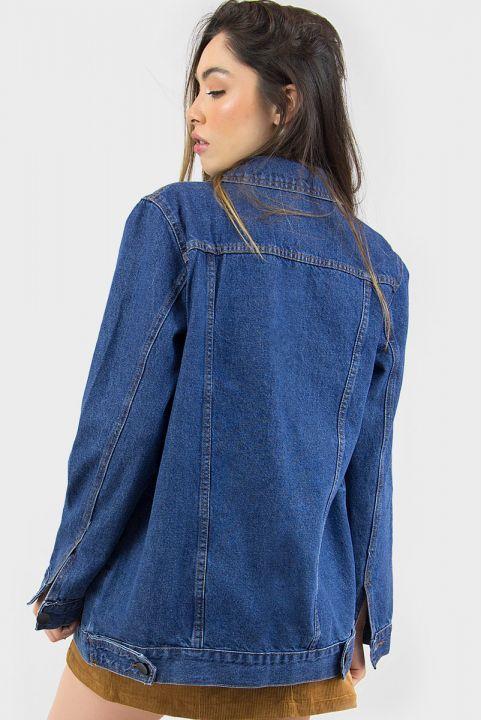 Jaqueta Oversized Vintage Jeans