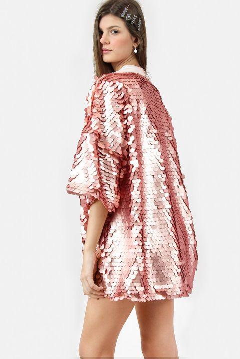 Kimono Paete Rose Barbie