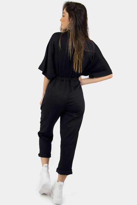 Macacão Boilersuit Preto
