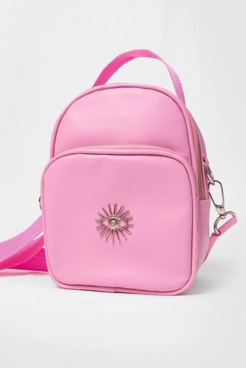 Mochila Shoulder Rosa Petunia