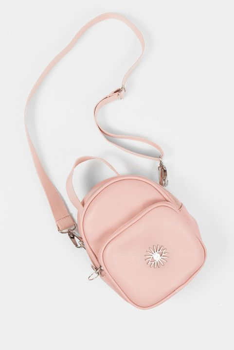 Mochila Shoulder Zio Blush