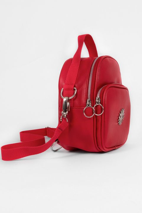 Mochila Shoulder Zio Cherry