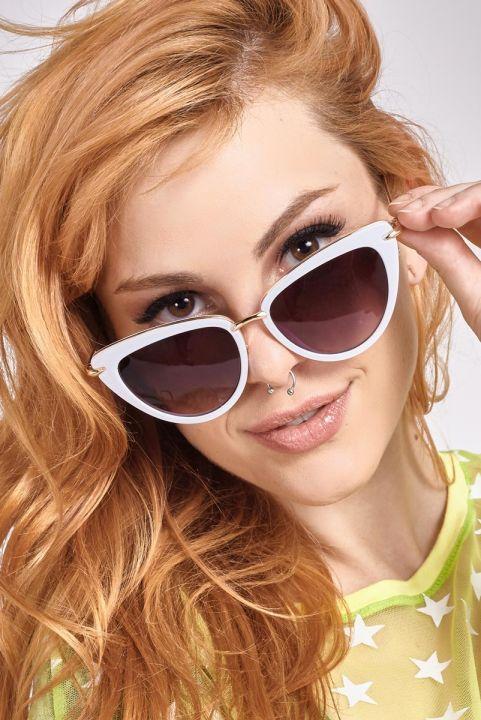 Oculos Gatinho Cat Eye
