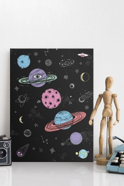 Quadro Decor Planetas