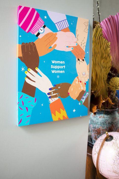 Quadro Decor Women União