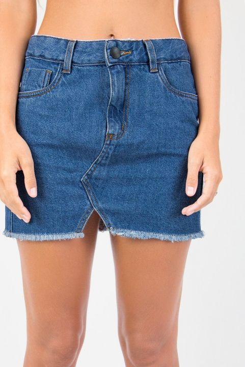 Saia V Jeans ES Rebecca