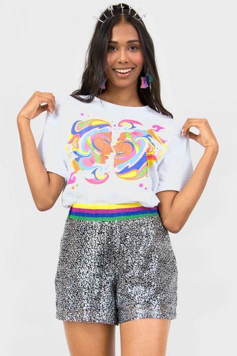 T-shirt 70s Dona De Mim