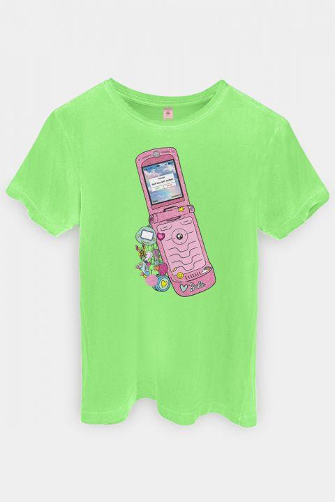T-shirt Barbie Phone