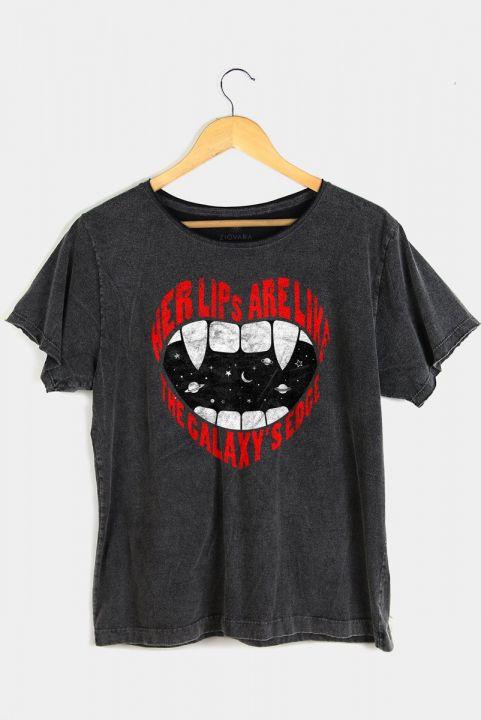 T-shirt Boca Her Lips