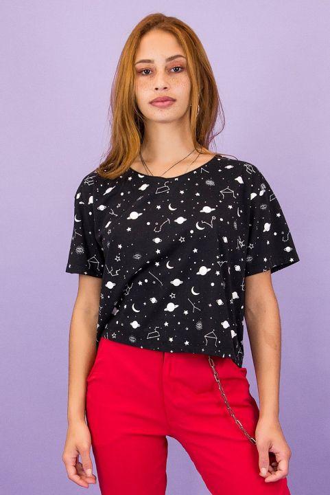 T-shirt Full Print Universe