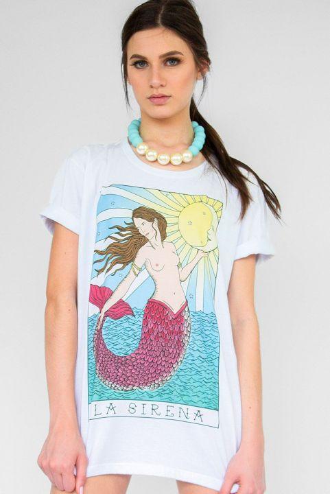 T-shirt La Sirena