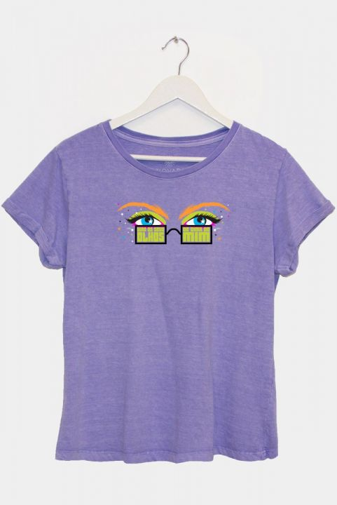 T-shirt Neon Tire Seus Olhos