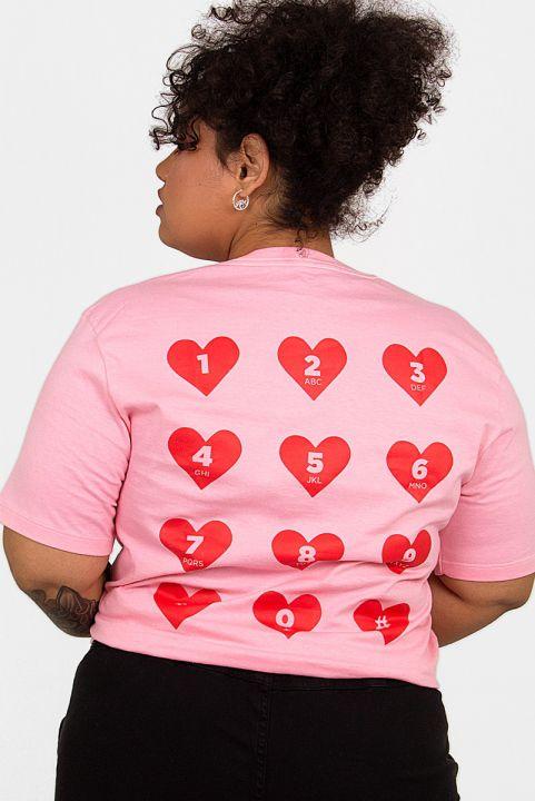 T-shirt PLUS Call Self-Love