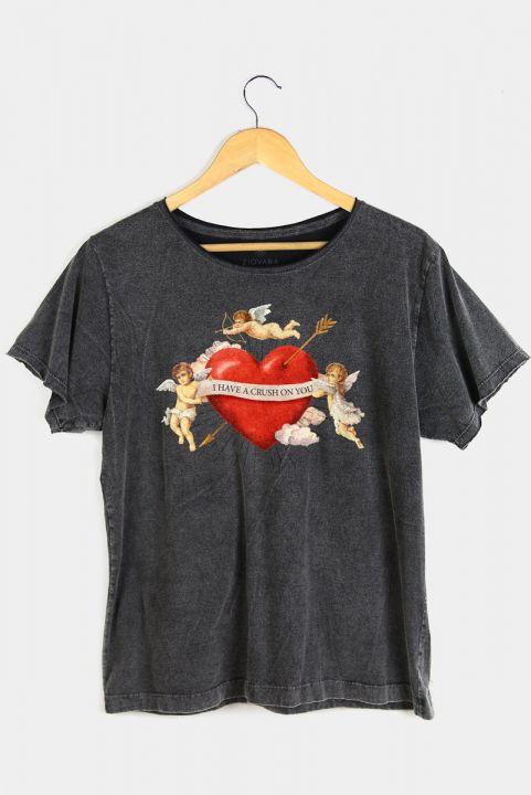 T-shirt PLUS Cupido Crush