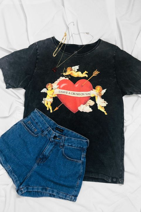 T-shirt PLUS Cupido Crush