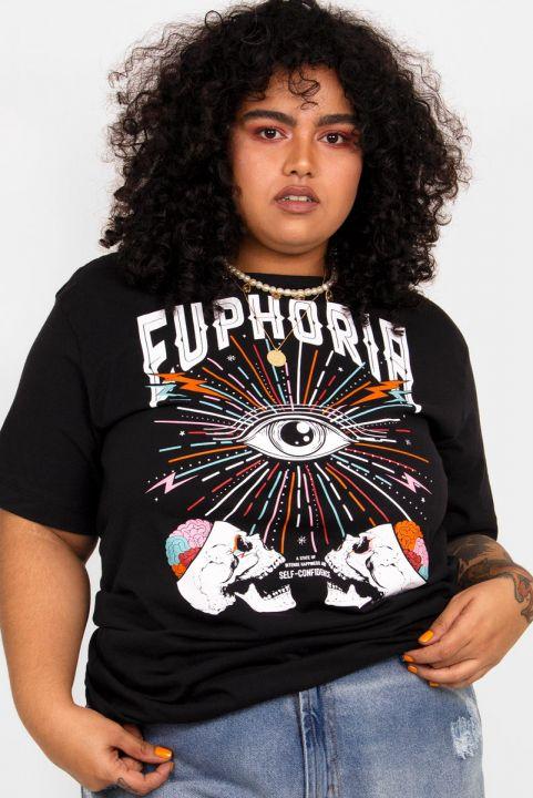 T-shirt PLUS Euphoria