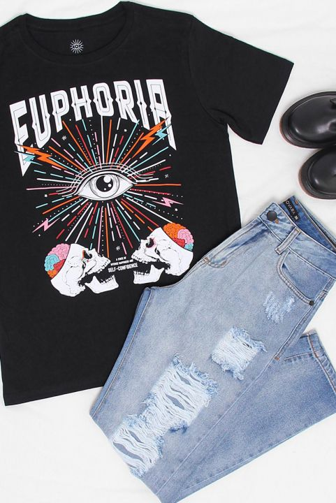T-shirt PLUS Euphoria