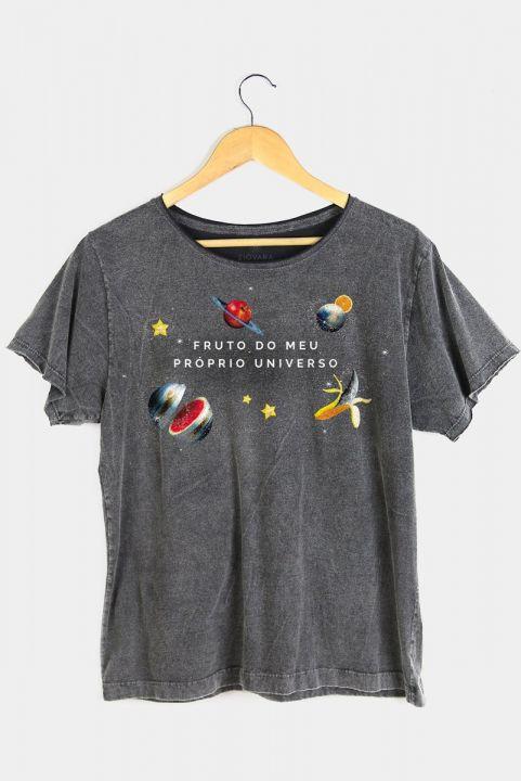 T-shirt PLUS Fruto do Meu Próprio Universo