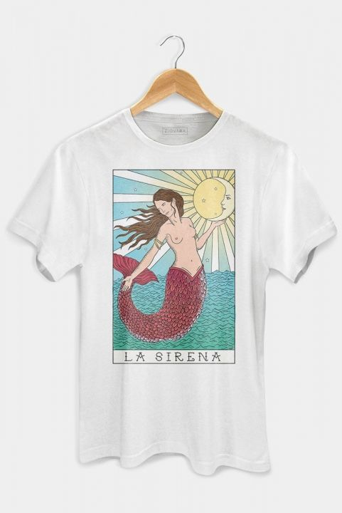 T-shirt PLUS La Sirena