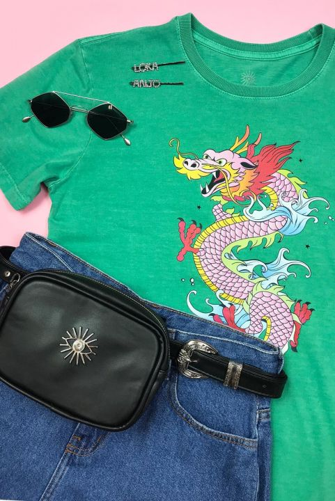 T-shirt PLUS Vd Dragon