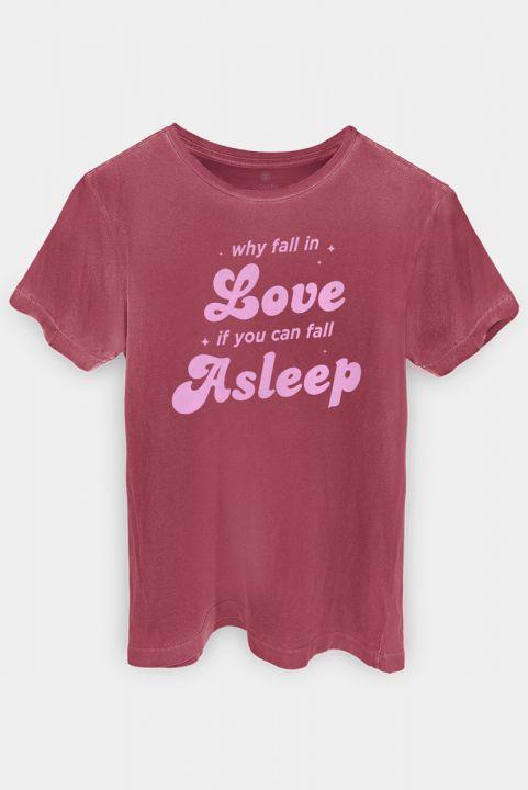 T-shirt PLUS Vinho